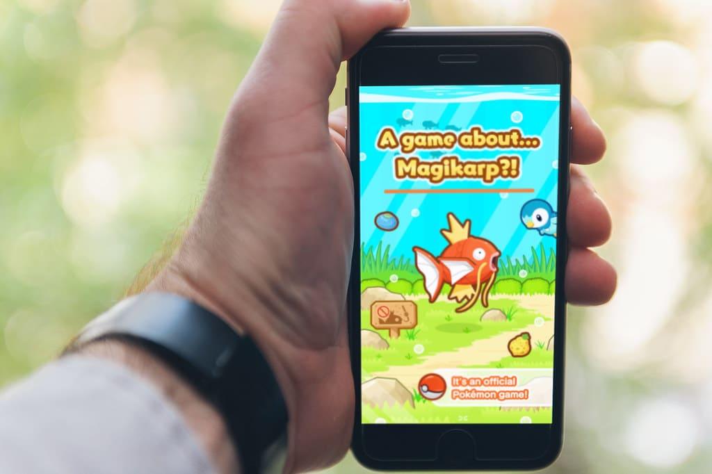 Pokémon iPhone Games