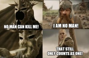 the lord of the rings meme