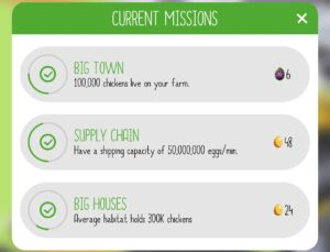 egg inc mission