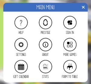 egg inc main menu