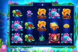 gold reef flash game