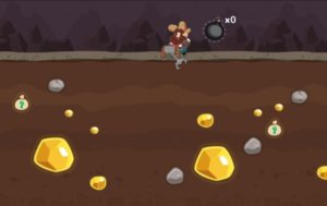gold miner tom flash game