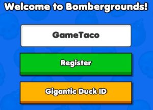 bombergrounds: battle royale username