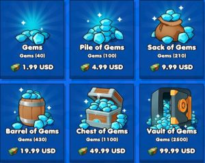 bombergrounds: battle royale gems