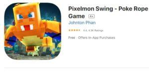 pixelmon swing
