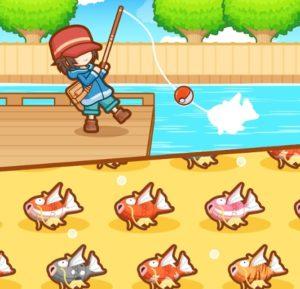 pokemon magikarp jump new generation