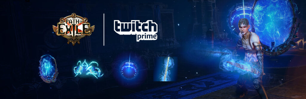 Did you know that you can get a lot of free Path of Exile cosmetics if you simply connect your account with Twitch Prime? And the best of all, it's totally FREE! Let me show you how to do it!
